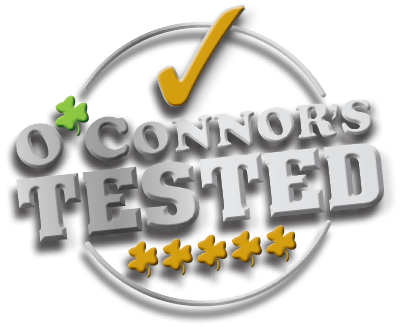 O'Connor's Tested Quality Approval