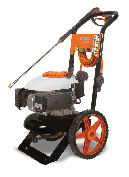 RB200 Pressure Washer Stihl 1 Stihl RB 200 Pressure Washer