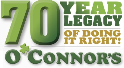 oconnors 70 years Parts