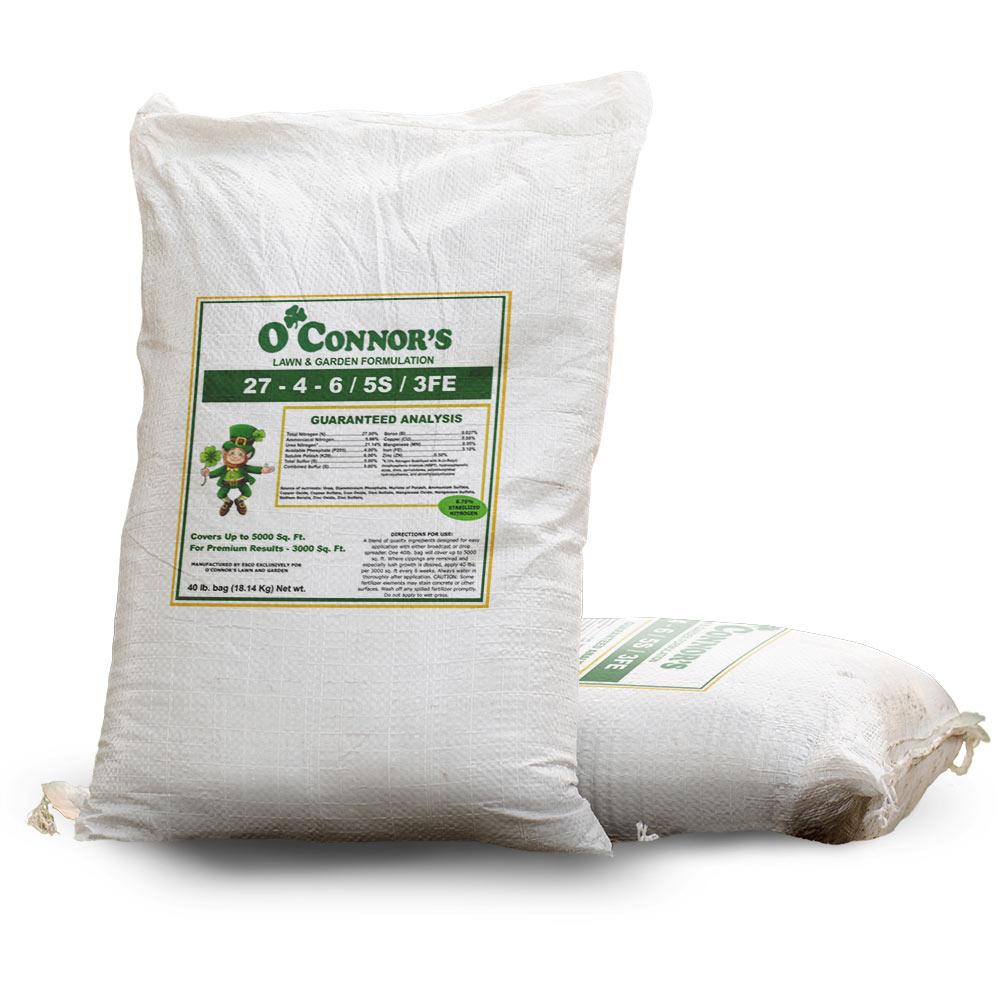 oconnors fertilizer Lawn & Garden Fertilizer Formulation
