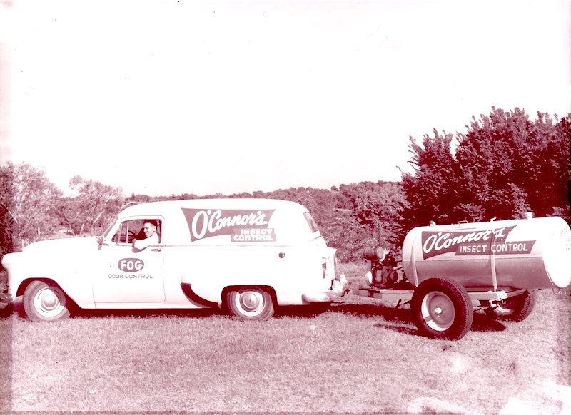 oconnors service 1950 About