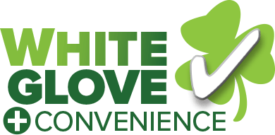 white glove icon Delivery